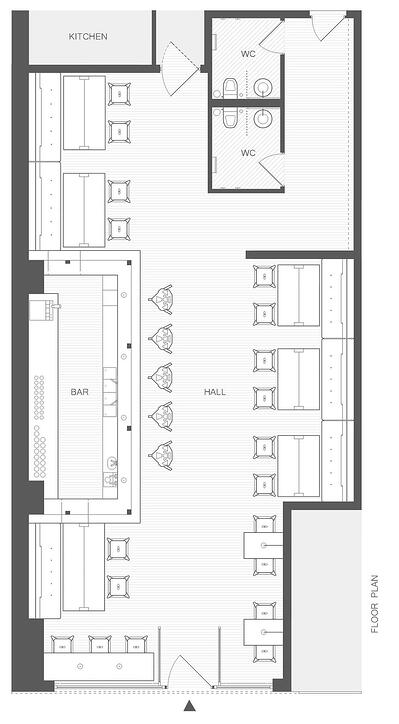 Hikki floor plan